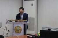 Встреча с акимами сельских округов Кызылжарского района