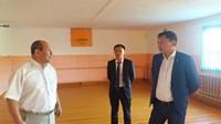 Рабочий выезд акима Кызылжарского района Жаната Садвокасова в Лесной сельский округ